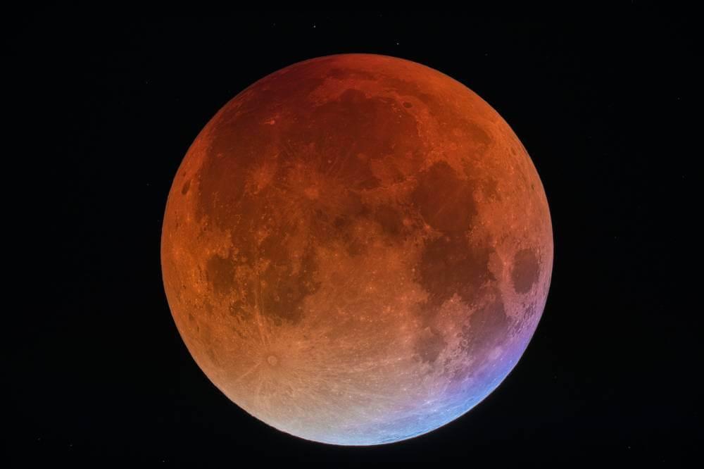 Lua de Sangue desse domingo poderá ser vista te todo Brasil!
