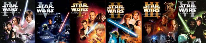 Ordem certa para ver Star Wars: como ver os filmes da saga?