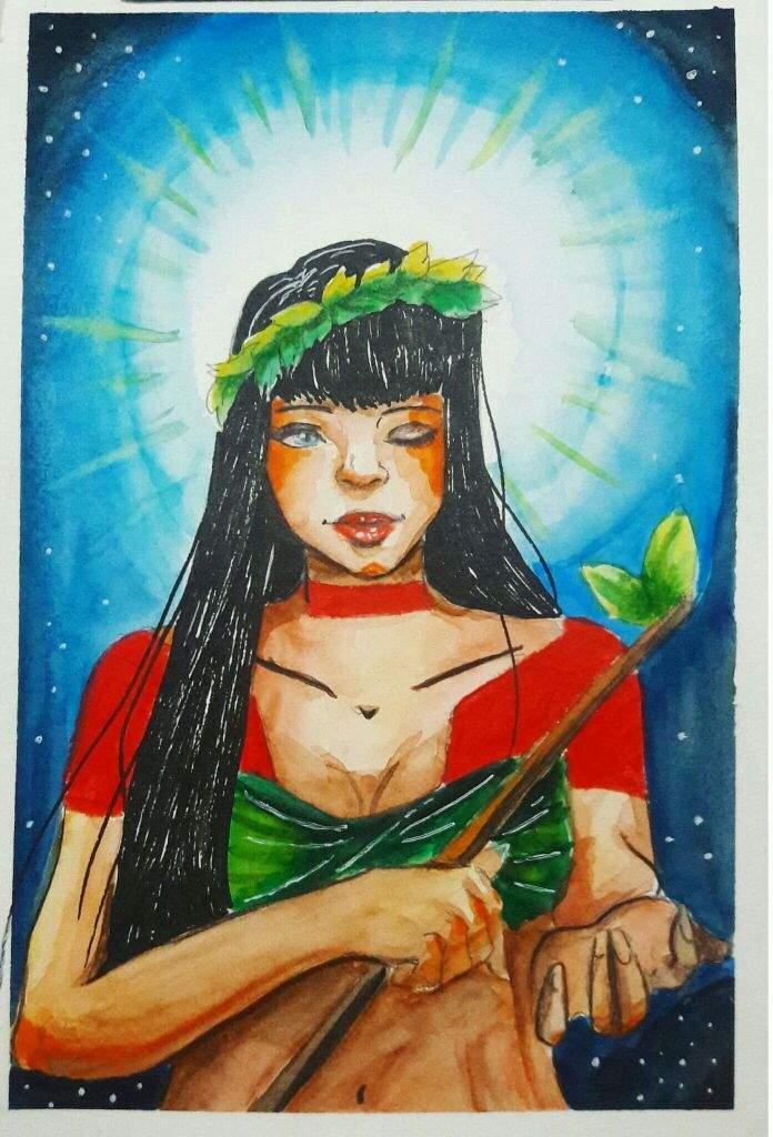 Os 8 principais deuses indígenas da cultura brasileira