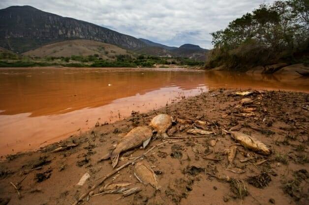 Outras 45 barragens podem provocar novos acidentes!