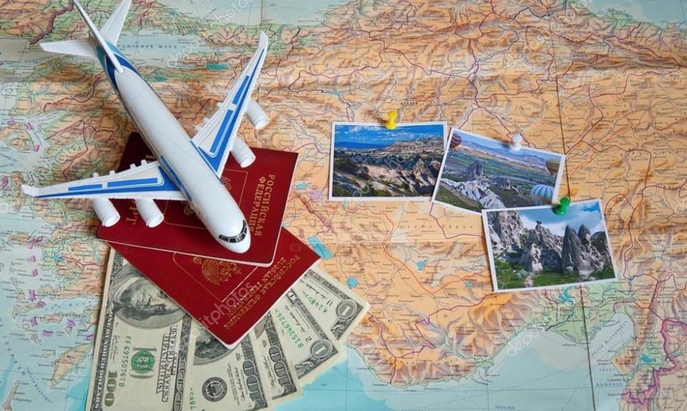 Como planejar sua primeira viagem internacional: passo a passo completo