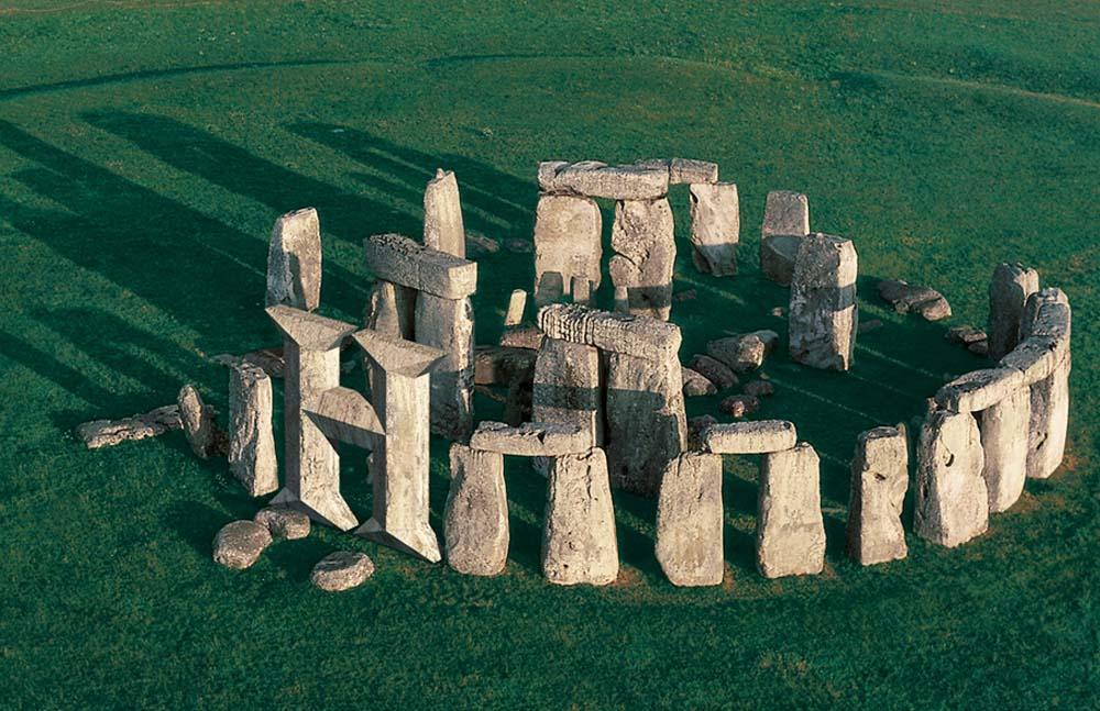Como e para que foi construída Stonehenge, o círculo de pedras?