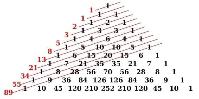 O que é a proporção áurea, conhecido como o número de Deus?