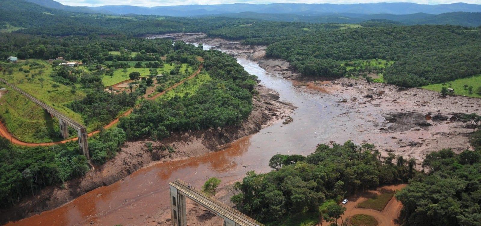 Qual será o futuro da lama nos próximos dias em Brumadinho?