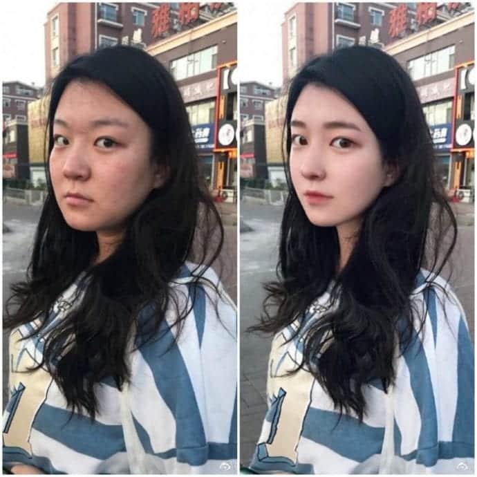 15 fotos editadas em exagero que não se parecem em nada com a original