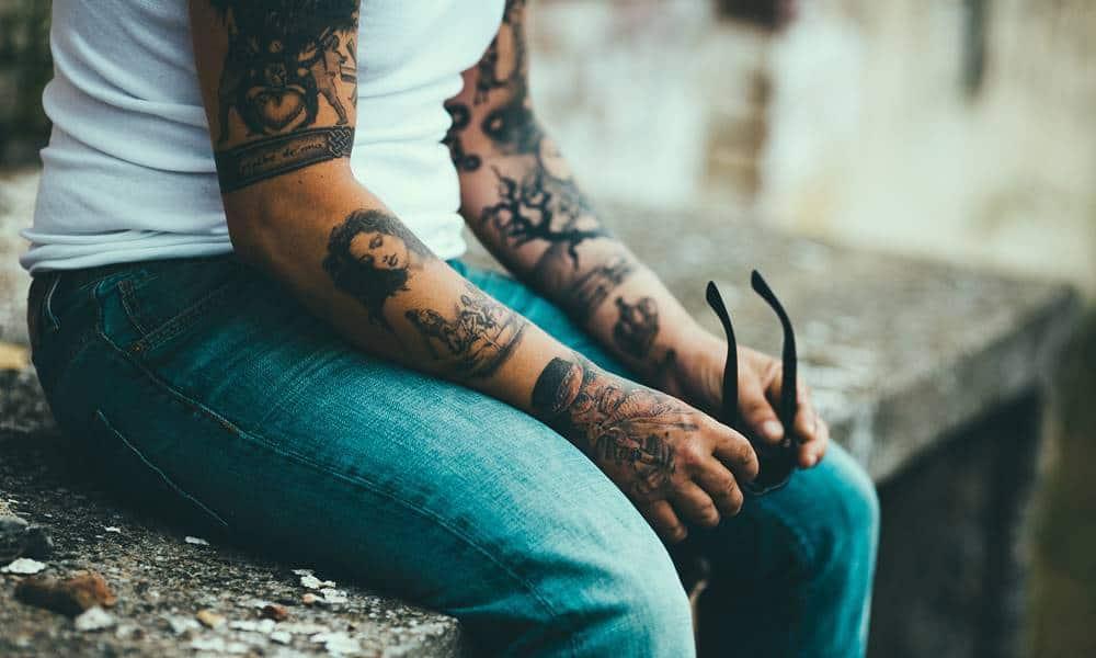 Tatuagens no braço para te inspirar a fazer um novo desenho