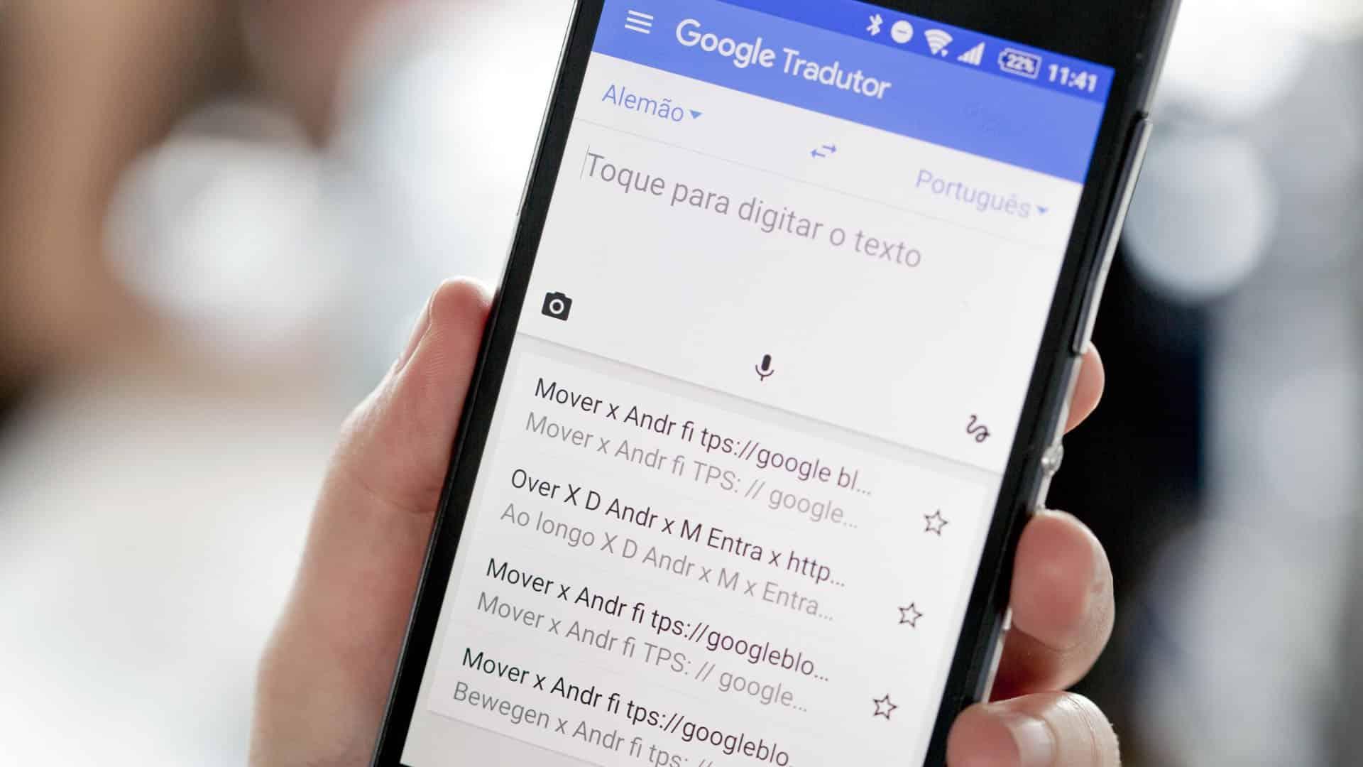 Como traduzir voz e imagem pelo celular com Google Tradutor