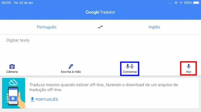 Agora é possível traduzir voz usando o Google tradutor. Veja como!