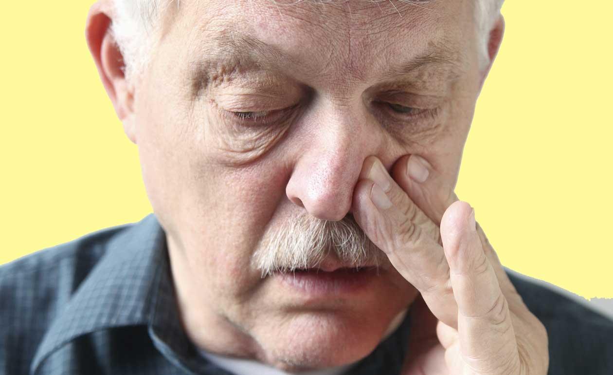 Como desentupir o nariz de vez