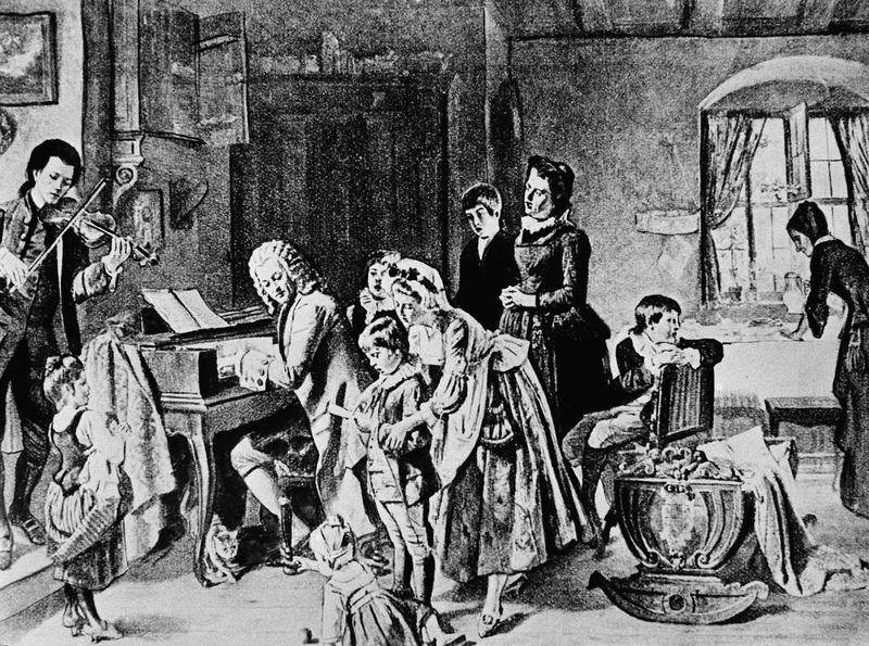 Bach em apresentação