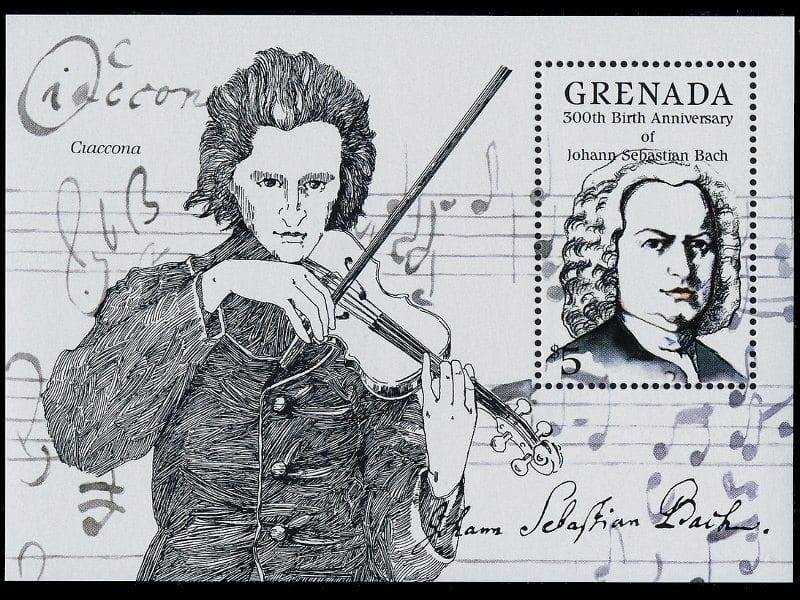 Composições de Johann Sebastian Bach