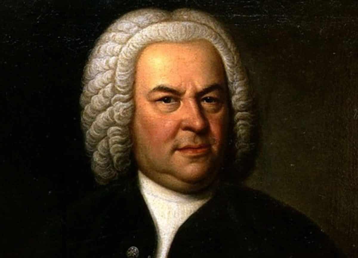 Johann Sebastian Bach, perfil