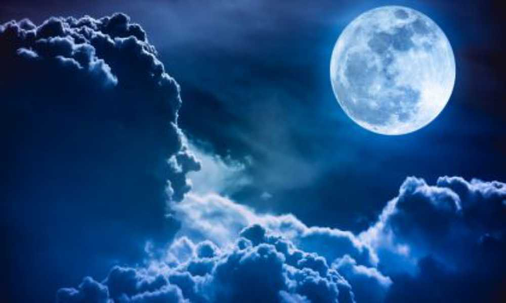 Qual a origem da lua? Como ela surgiu, quando e por quê?