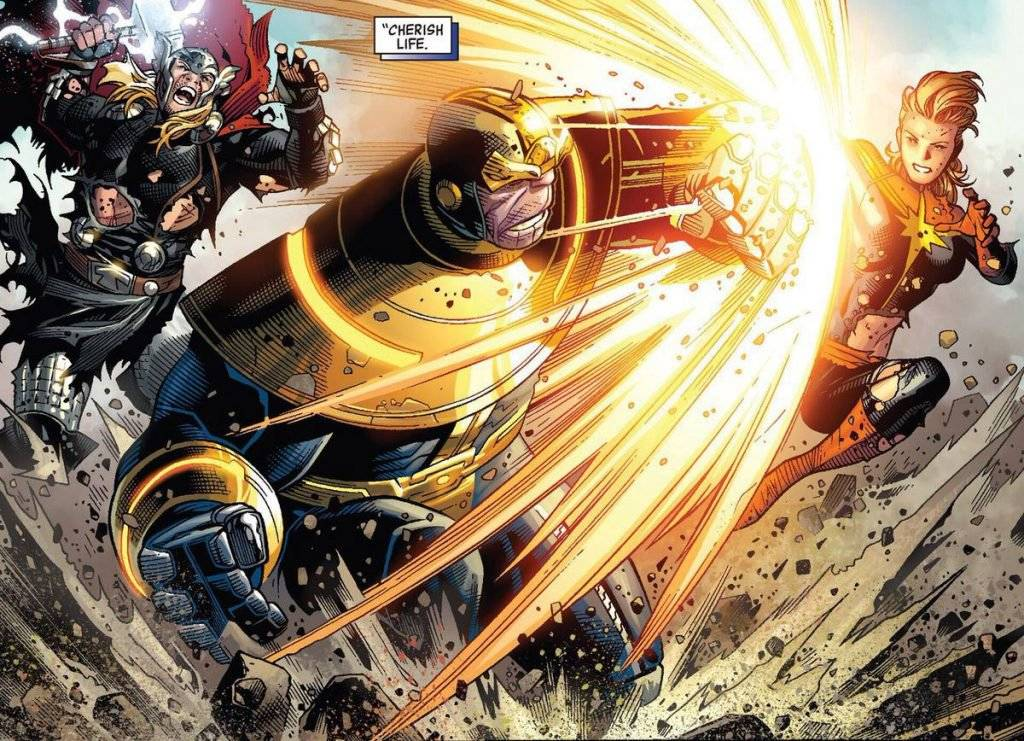 Quem é a Capitã Marvel e como ela pode ajudar a derrotar Thanos