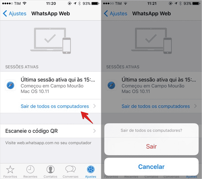 Whatsapp Web, como usar no desktop e no celular