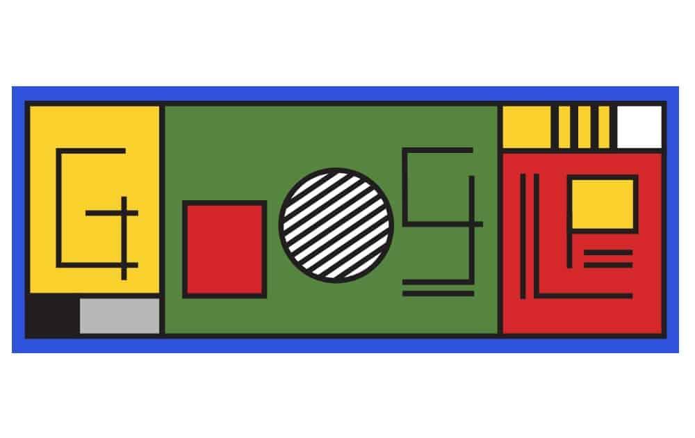 Bauhaus, o que foi o movimento homenageado pelo Doogle do Google?