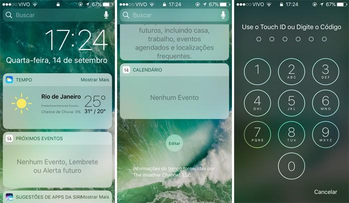 Como ativar a tela de bloqueio de um Android e de um IOS