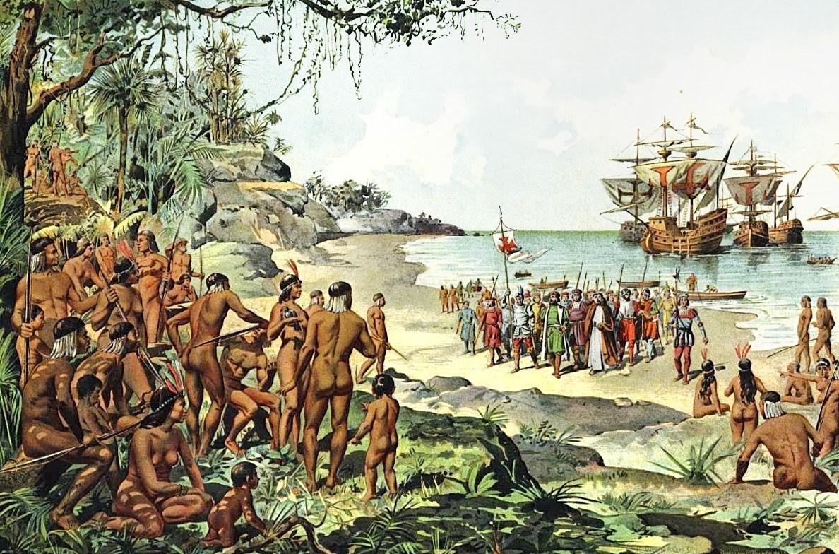 Descobrimento do Brasil, a história pro trás do dia 22 de abril de 1500