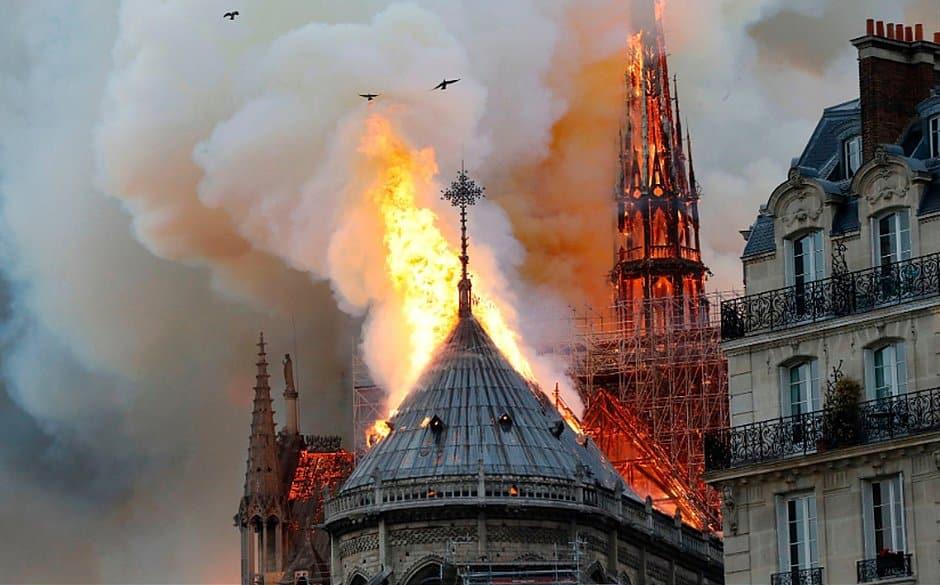 Notre Dame depois do incêndio, veja como ficou o monumento
