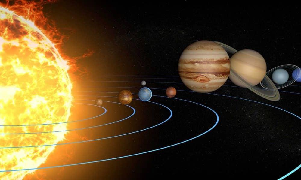 Planetas do sistema solar, quais são e suas principais características