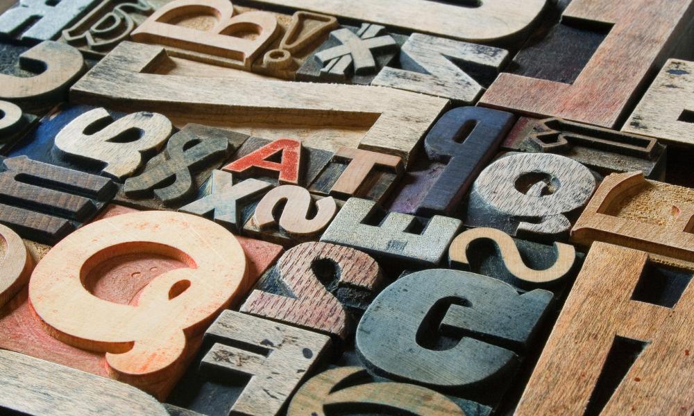 Alfabetos, o que são, por que foram criados e principais tipos