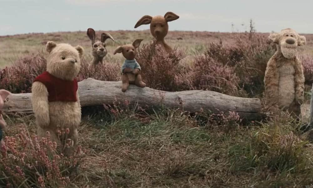 Ursinho Pooh tem personagens inspirados em transtornos psicológicos
