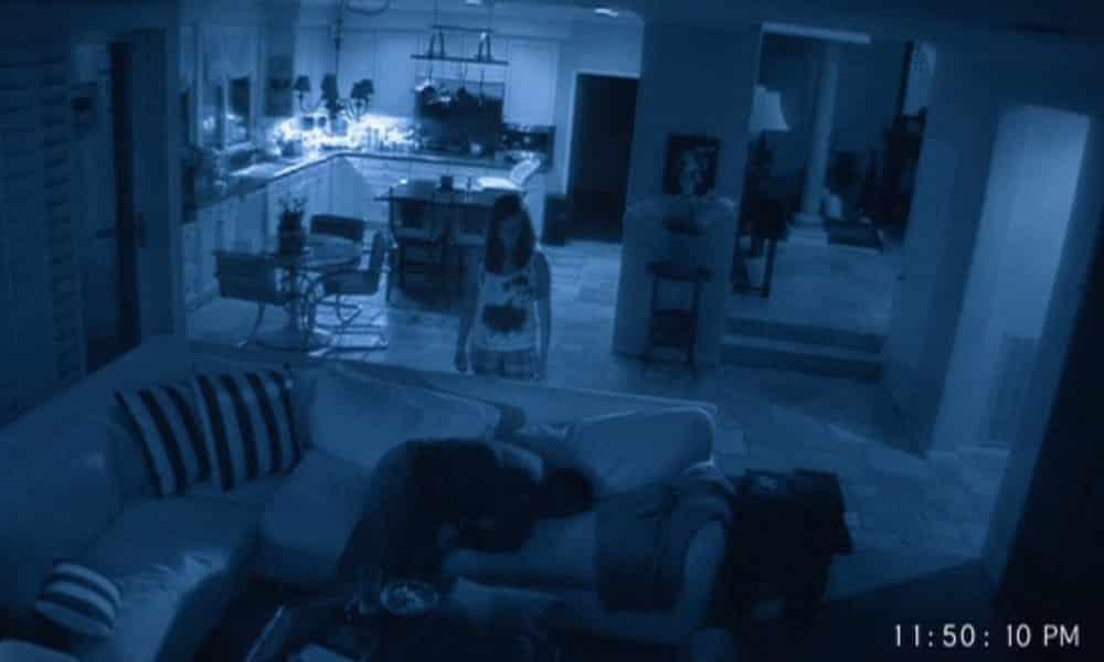 Atividade Paranormal, qual a ordem cronológica correta para assistir?