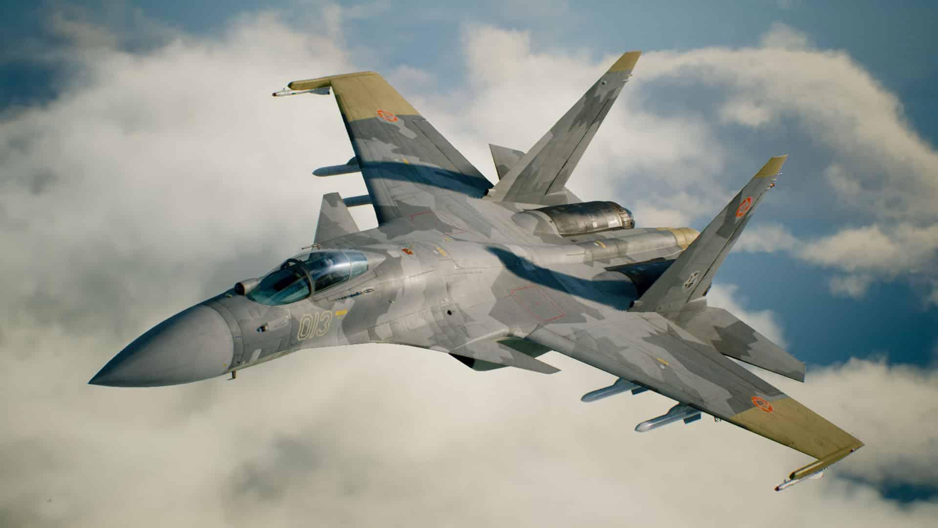 Conheça o avião de guerra mais potente que existem