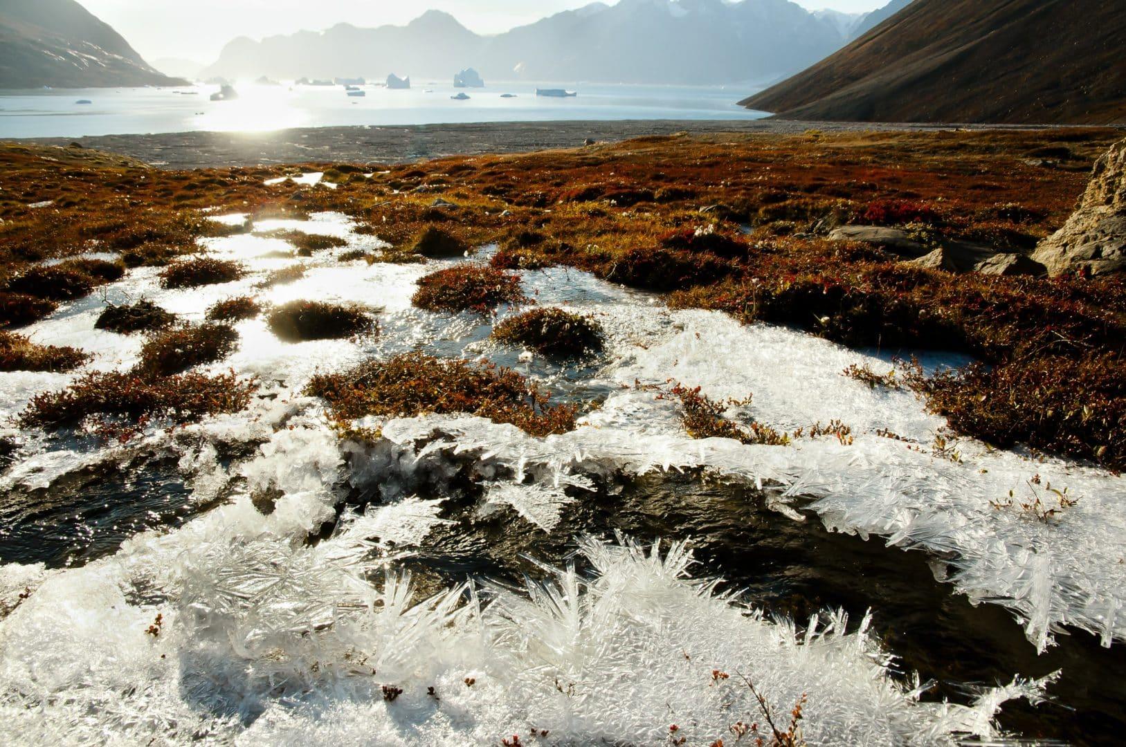 Permafrost, o que é e como ele interfere no aquecimento global