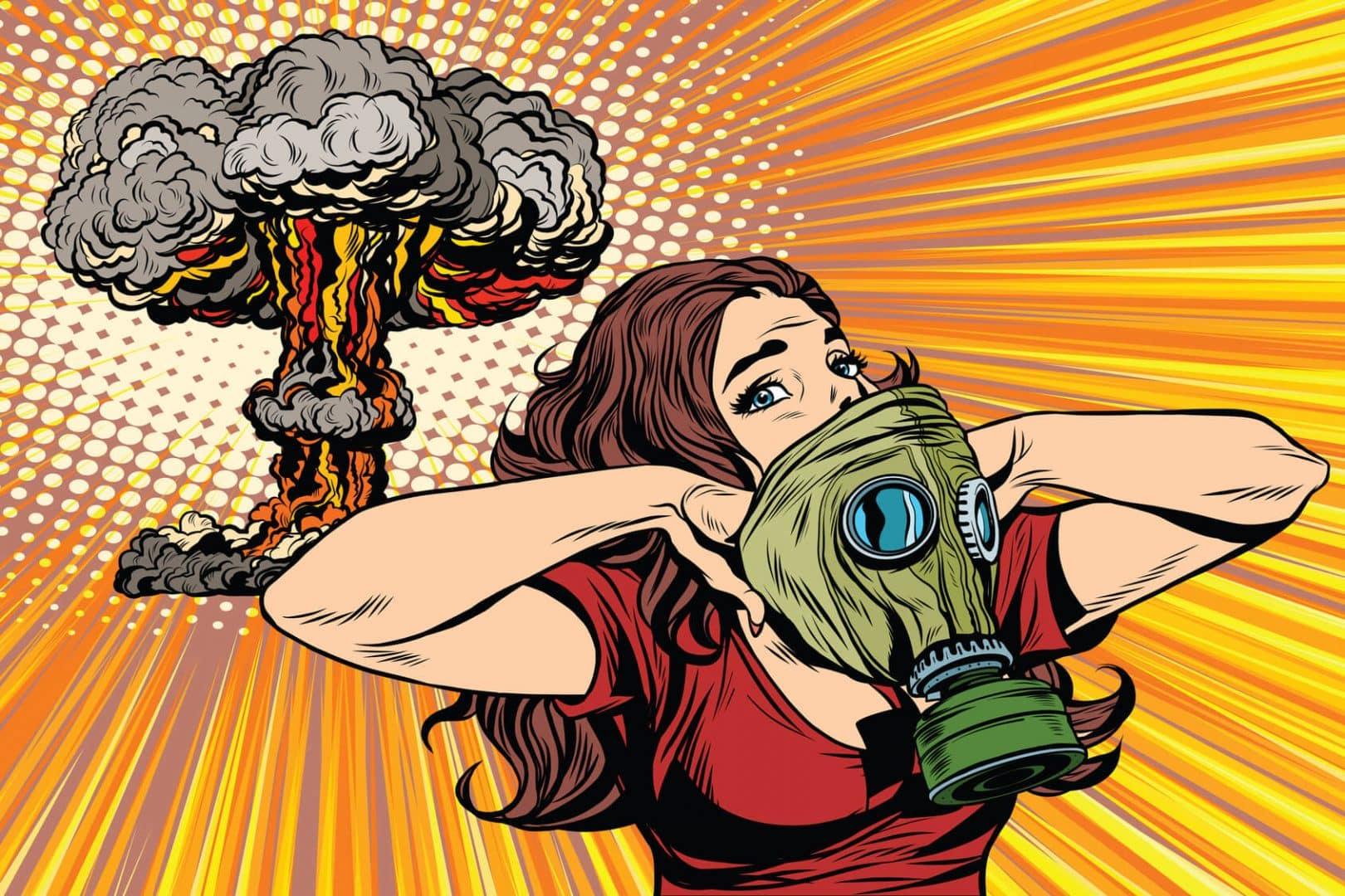 Existe distopia na realidade também, ou só na literatura?