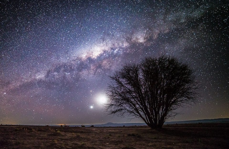 Céu estrelado – 10 melhores lugares do mundo para observar as estrelas