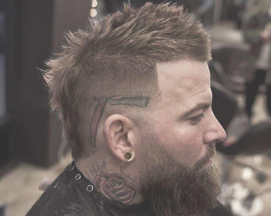 Como surgiu o popular [e antigo] estilo de cabelo moicano