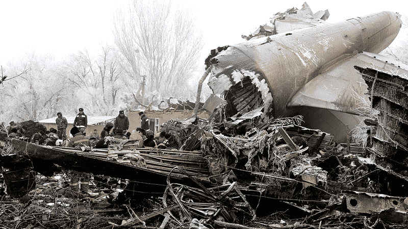 Confira agora os piores acidentes de avião da história