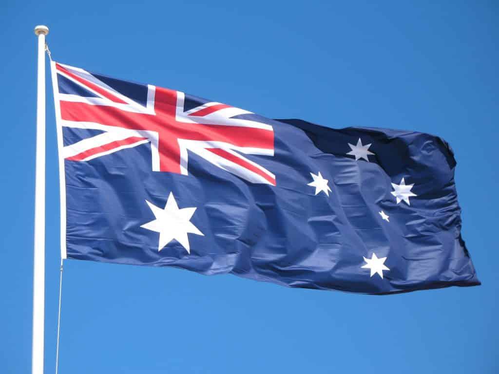 Bandeira da Austrália – cores, símbolos, significados e história