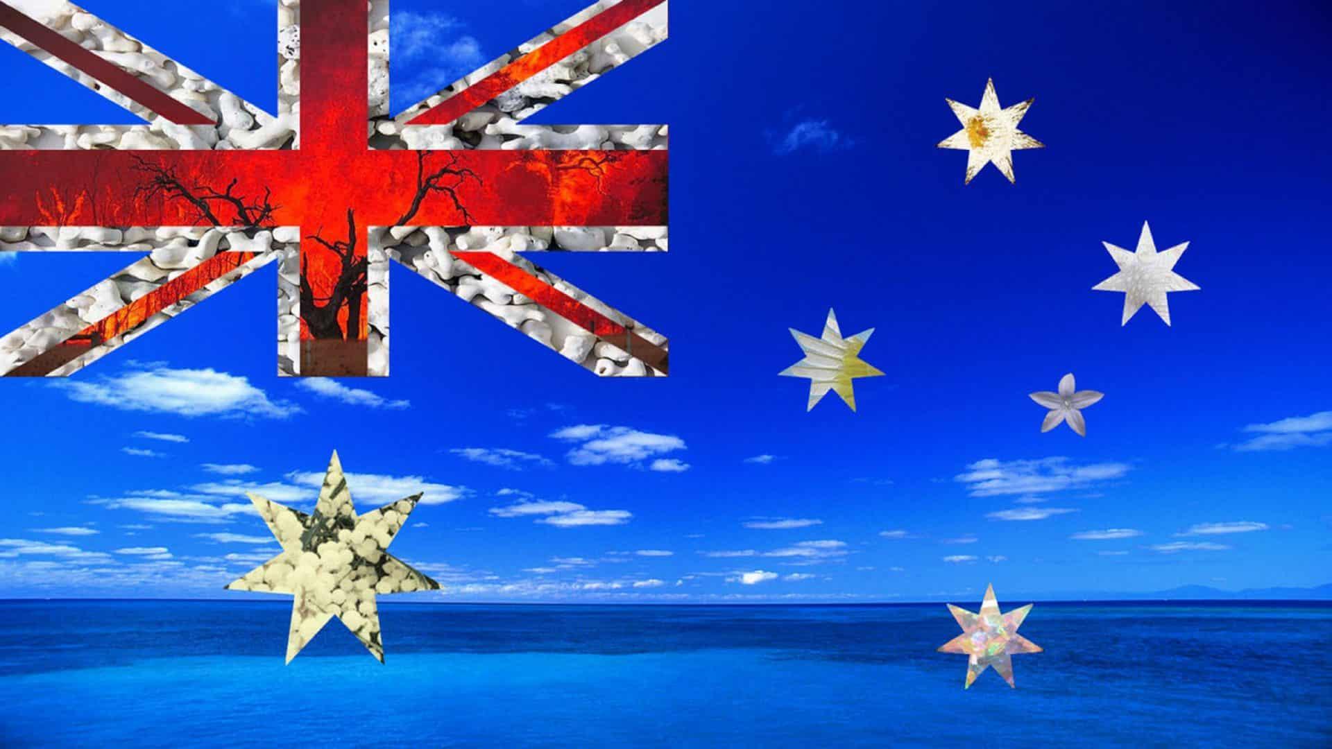 Descubra agora toda a história da bandeira da Austrália