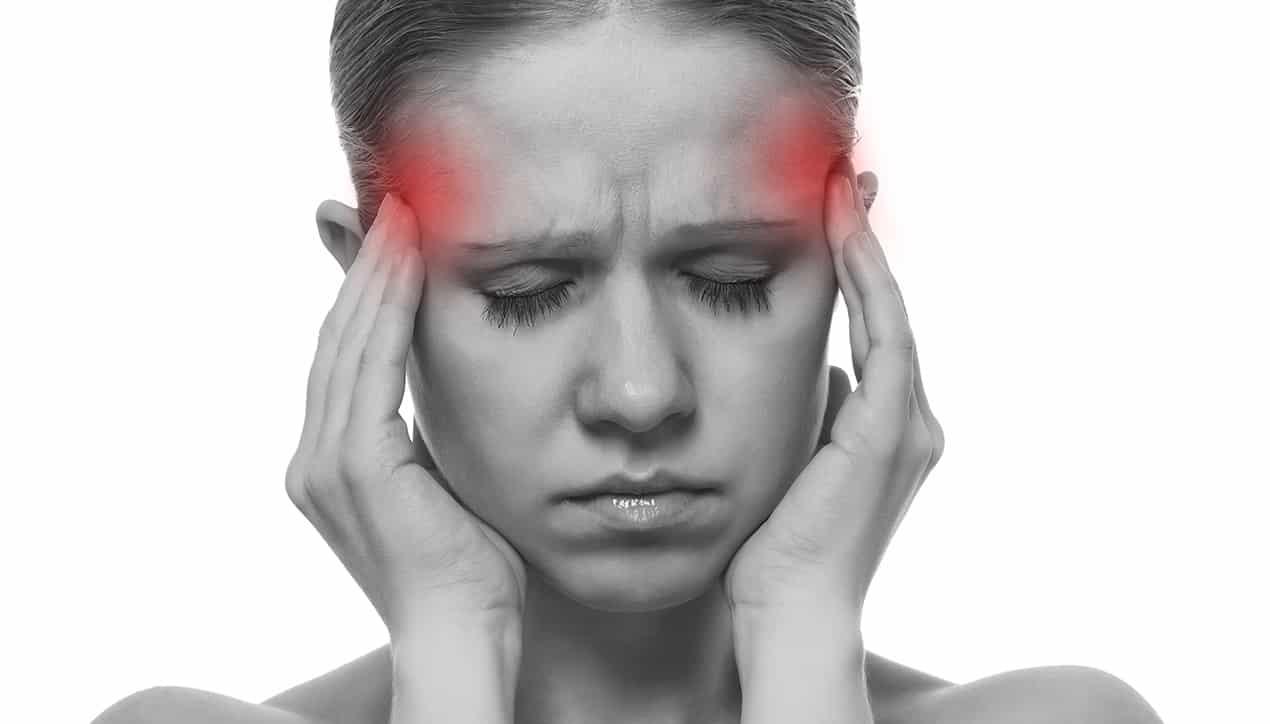 Tipos de dor de cabeça, os 5 mais comuns e como identificá-los