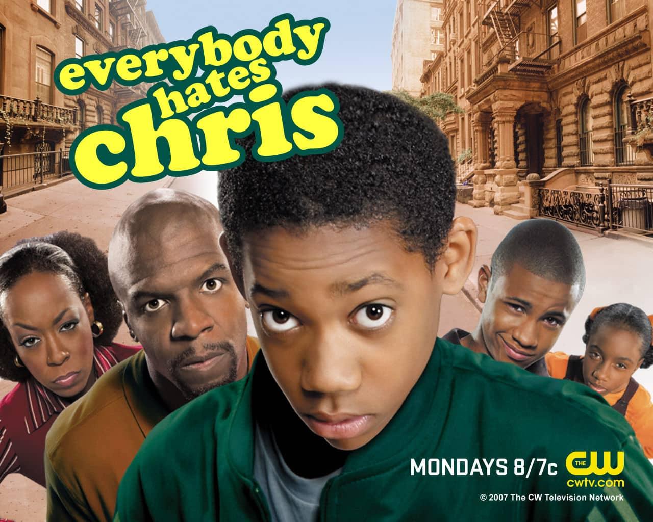 Todo Mundo Odeia o Chris, a verdadeira história por trás da série