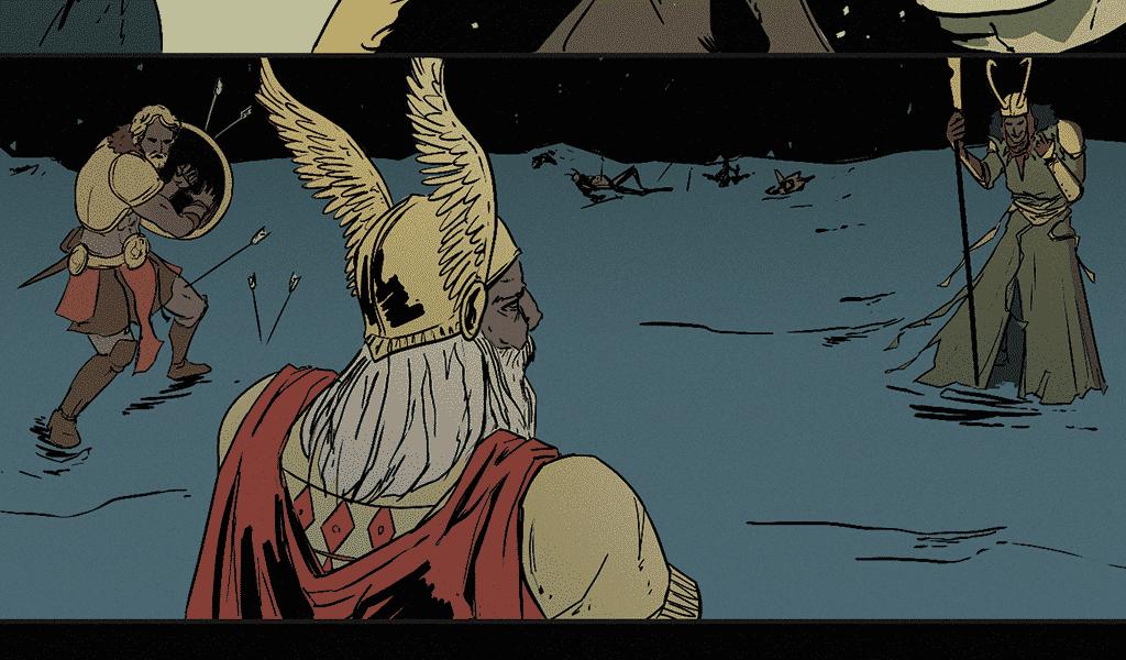 Você já ouviu a palavra Ragnarok? Sabe o que ela significa?