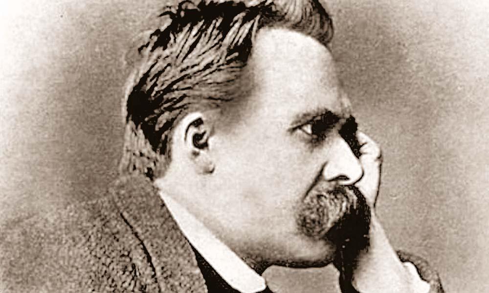 Nietzsche - 4 pensamentos para começar a entender o que ele falava