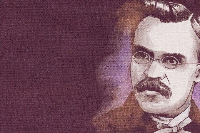 4 pensamentos para ser introduzido a filosofia de Nietzsche