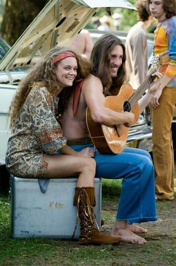 50 anos depois do festival woodstock- 3 dias de paz e música