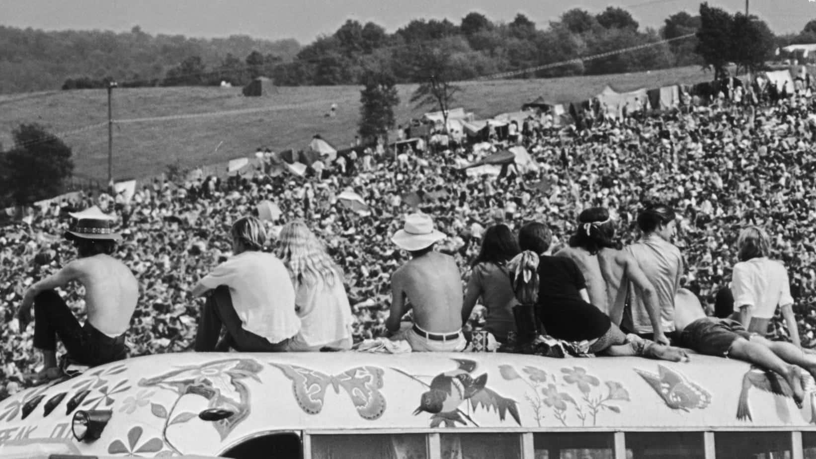 Woodstock - curiosidades e fotos que resumem a loucura que foi o festival