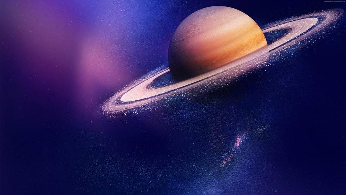 8 curiosidades sobre o senhor dos anéis, mais conhecido como saturno