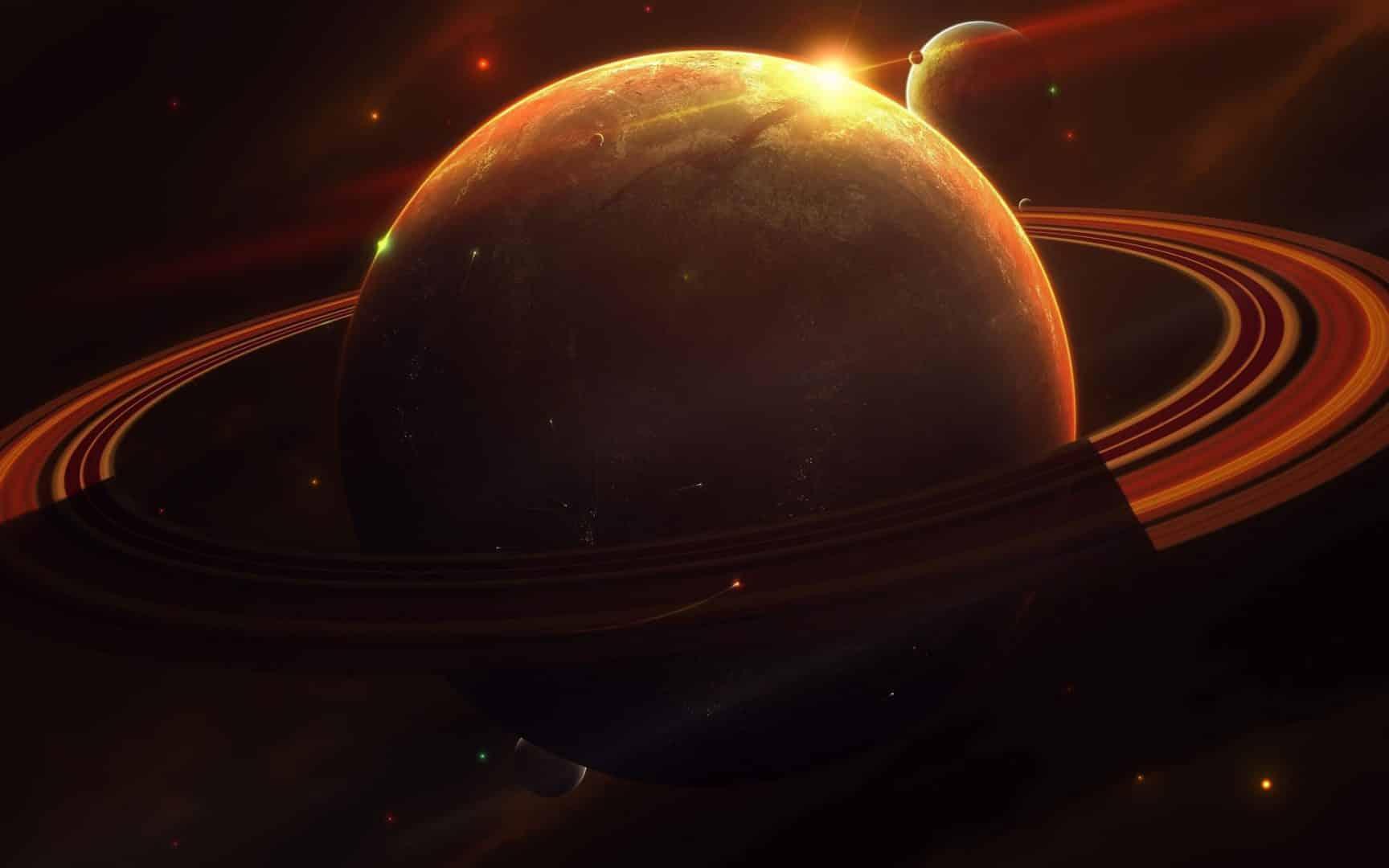 Saturno - 8 fatos curiosos sobre o planeta dos anéis