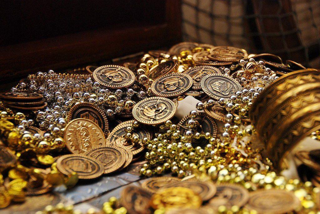 Tesouros mais preciosos já encontrados pelo mundo