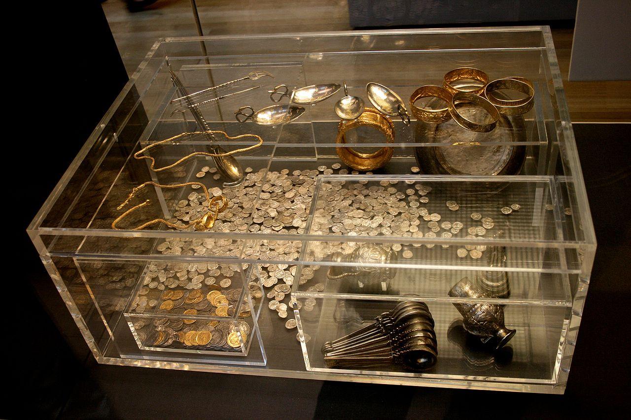 Caça ao tesouro- Confira agora 10 tesouros já encontrados