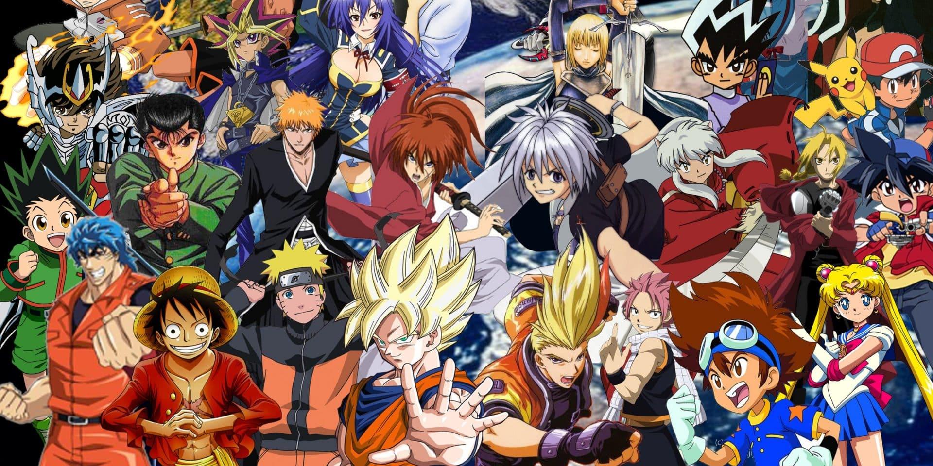 Melhores animes da história - top 25 de todos os tempos