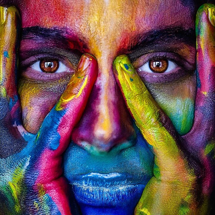 Cores - significados, tipos, e influência das cores no cérebro humano
