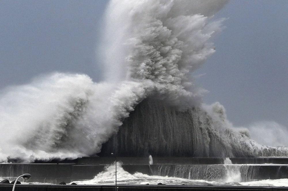 Tufão e furacão são a mesma coisa? E ciclone e tornado?