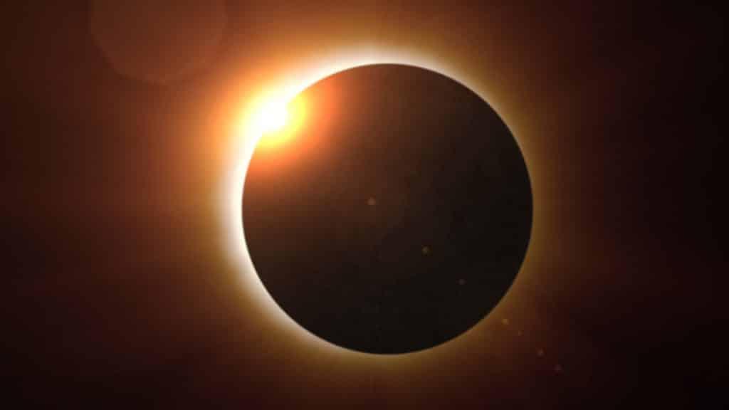 Eclipse solar – o que é, como ocorre, tipos e como observar